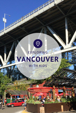 5 Outdoor adventures in and around Vancouver to explore with (or without) kids!