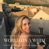 WORLD ON A WHIM