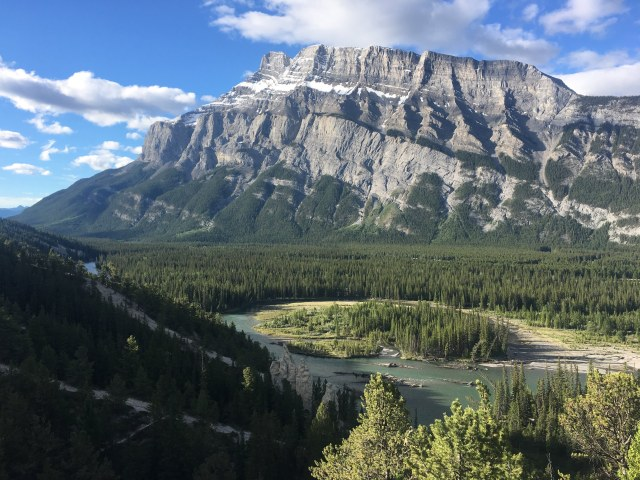 Tunnel Mountain Banff National Park